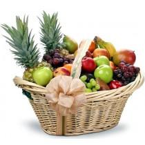 Корзина с фруктами №4