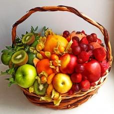 Корзина с фруктами Континент