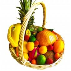 Корзина с фруктами №5